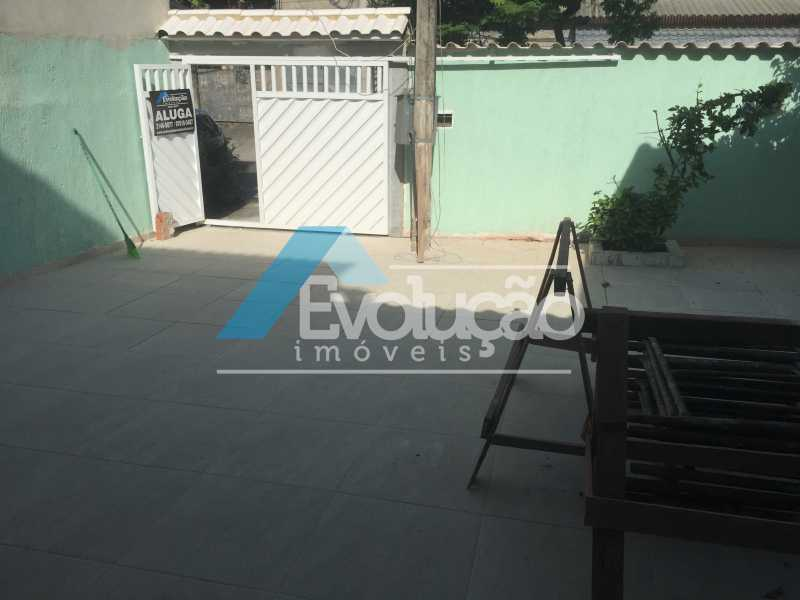 GARAGEM - Casa 2 quartos para alugar Campo Grande, Rio de Janeiro - R$ 1.500 - A0300 - 4