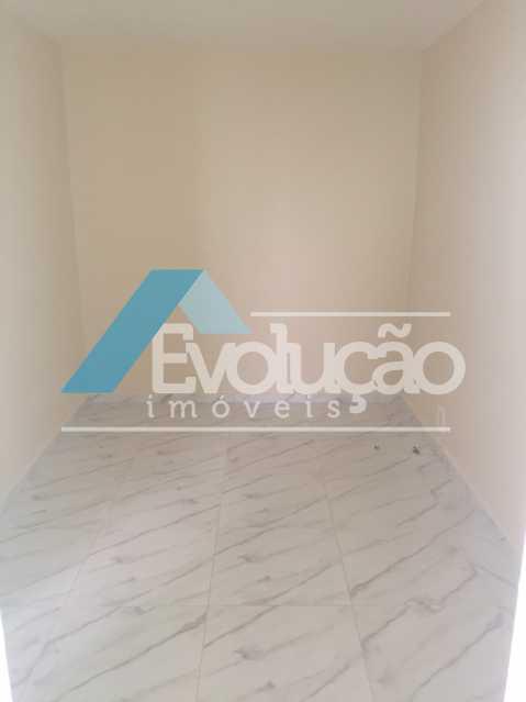 QUARTO 1  - Casa 2 quartos para alugar Campo Grande, Rio de Janeiro - R$ 1.500 - A0300 - 5
