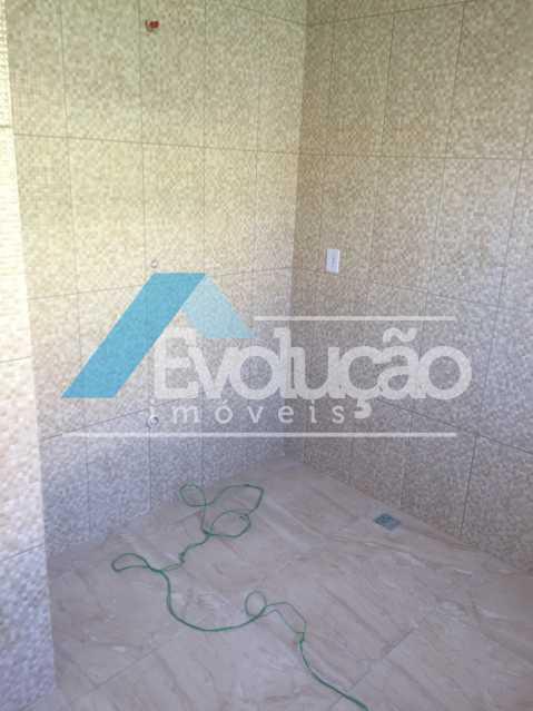 COZINHA - Casa 2 quartos para alugar Campo Grande, Rio de Janeiro - R$ 1.500 - A0300 - 8