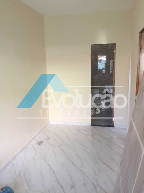 SUÍTE - Casa 2 quartos para alugar Campo Grande, Rio de Janeiro - R$ 1.500 - A0300 - 12
