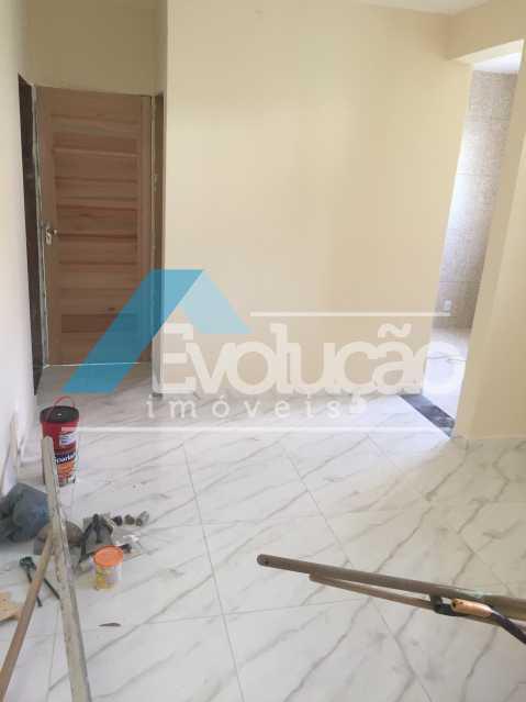 SALA - Casa 2 quartos para alugar Campo Grande, Rio de Janeiro - R$ 1.500 - A0300 - 19
