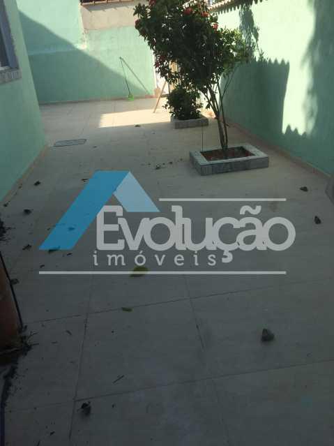 QUINTAL - Casa 2 quartos para alugar Campo Grande, Rio de Janeiro - R$ 1.500 - A0300 - 22