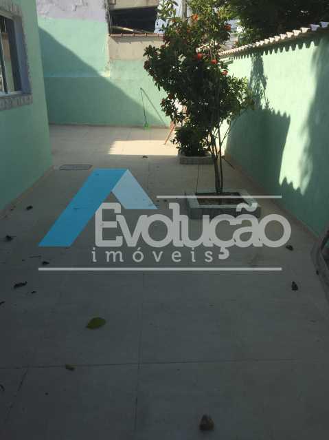 QUINTAL - Casa 2 quartos para alugar Campo Grande, Rio de Janeiro - R$ 1.500 - A0300 - 23