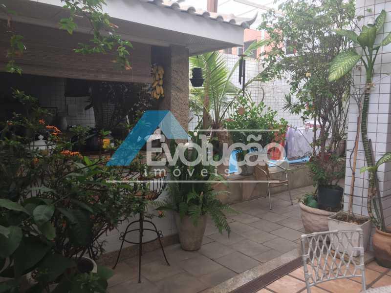 IMG_4071 - Casa À Venda - Campo Grande - Rio de Janeiro - RJ - V0246 - 18