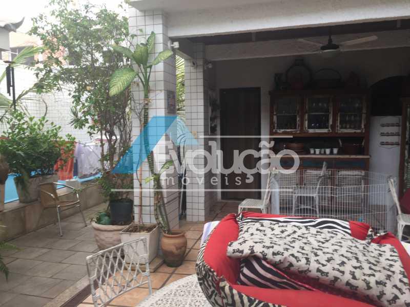 IMG_4072 - Casa À Venda - Campo Grande - Rio de Janeiro - RJ - V0246 - 19