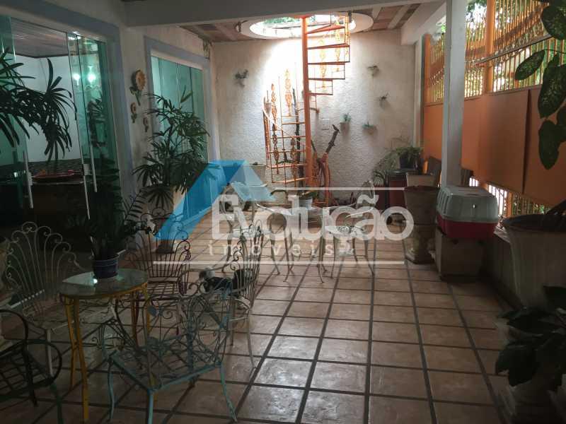 IMG_4090 - Casa À Venda - Campo Grande - Rio de Janeiro - RJ - V0246 - 28