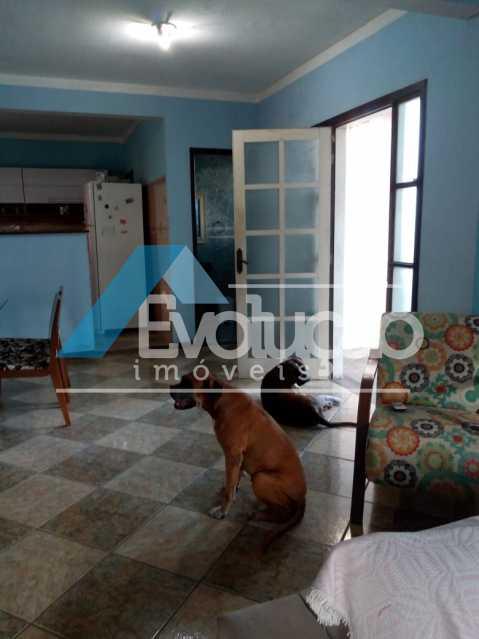 SALA - Casa À Venda - Campo Grande - Rio de Janeiro - RJ - V0247 - 6