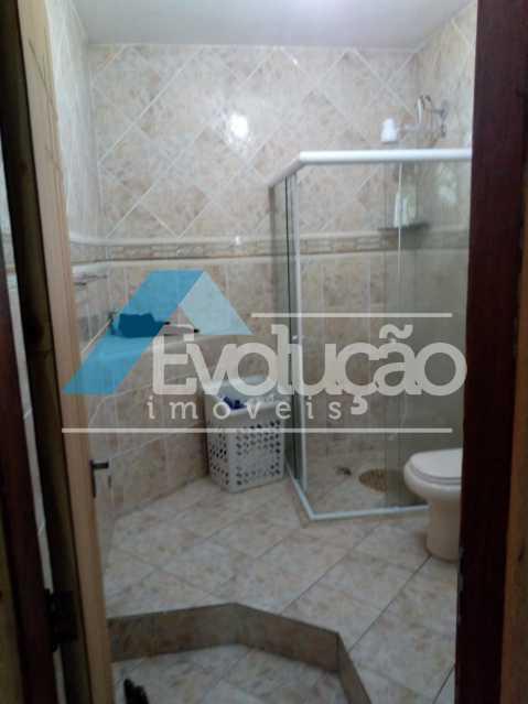 BANHEIRO - Casa À Venda - Campo Grande - Rio de Janeiro - RJ - V0247 - 7