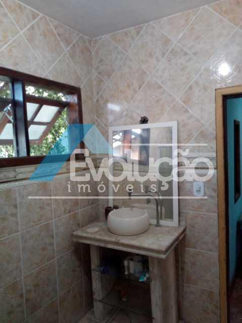 BANHEIRO - Casa À Venda - Campo Grande - Rio de Janeiro - RJ - V0247 - 8