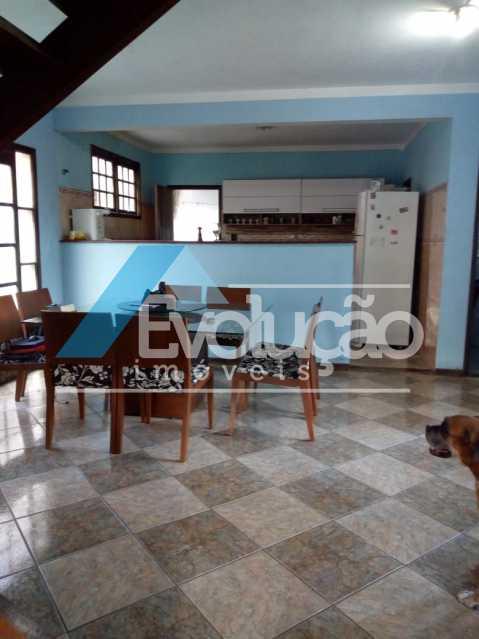 SALA - Casa À Venda - Campo Grande - Rio de Janeiro - RJ - V0247 - 10