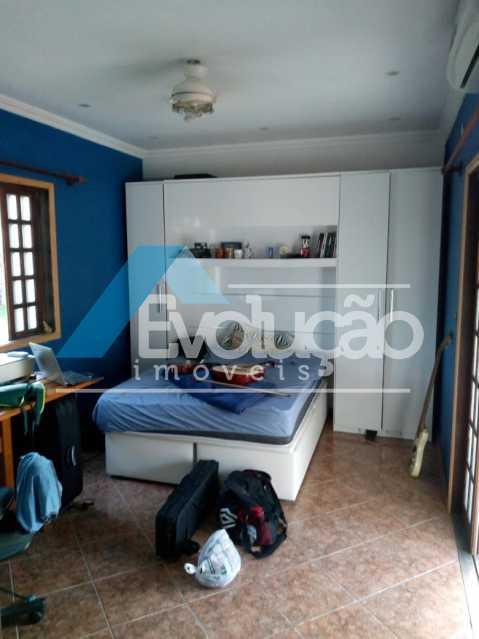 QUARTO - Casa À Venda - Campo Grande - Rio de Janeiro - RJ - V0247 - 12