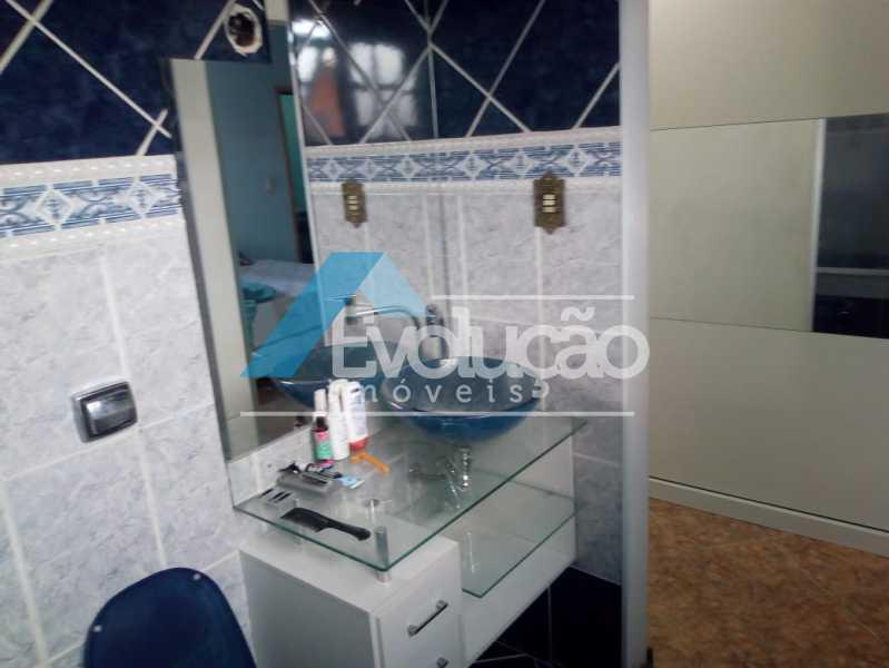 BANHEIRO - Casa À Venda - Campo Grande - Rio de Janeiro - RJ - V0247 - 14