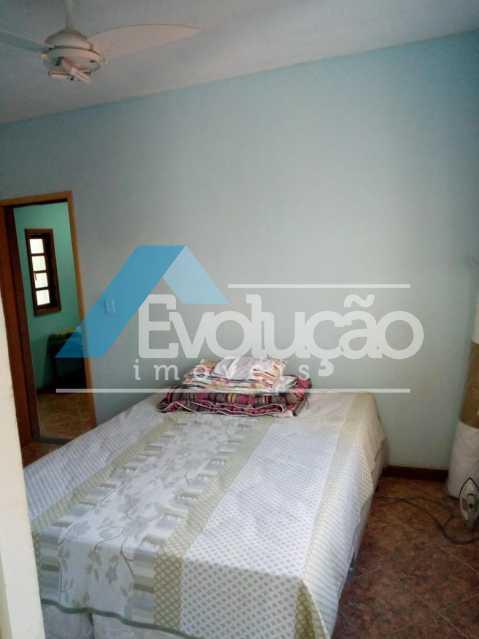 QUARTO - Casa À Venda - Campo Grande - Rio de Janeiro - RJ - V0247 - 15