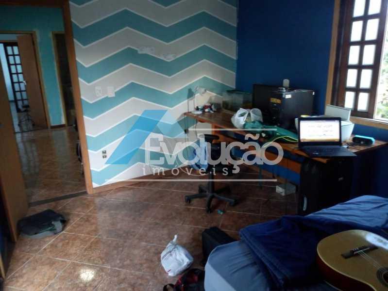 QUARTO - Casa À Venda - Campo Grande - Rio de Janeiro - RJ - V0247 - 18
