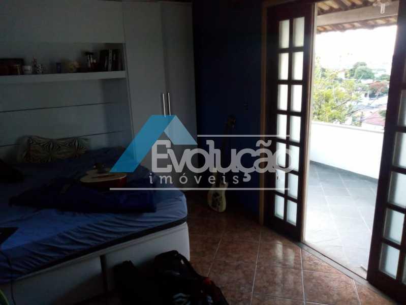 QUARTO - Casa À Venda - Campo Grande - Rio de Janeiro - RJ - V0247 - 19