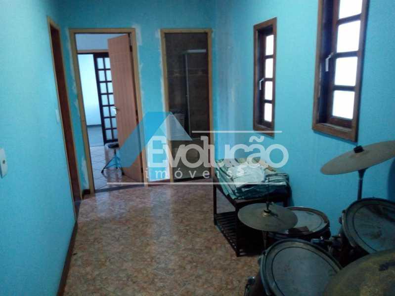 HALL - Casa À Venda - Campo Grande - Rio de Janeiro - RJ - V0247 - 20