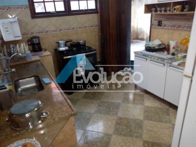 COZINHA - Casa À Venda - Campo Grande - Rio de Janeiro - RJ - V0247 - 21
