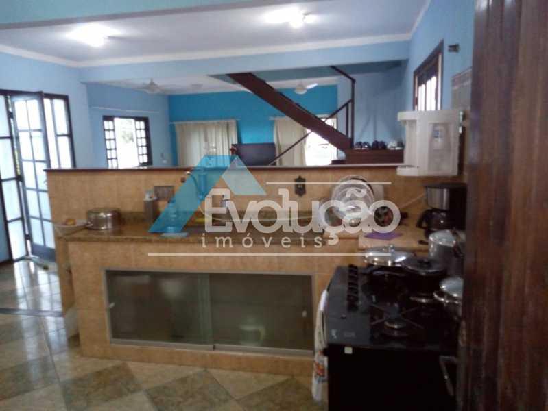 COZINHA - Casa À Venda - Campo Grande - Rio de Janeiro - RJ - V0247 - 22