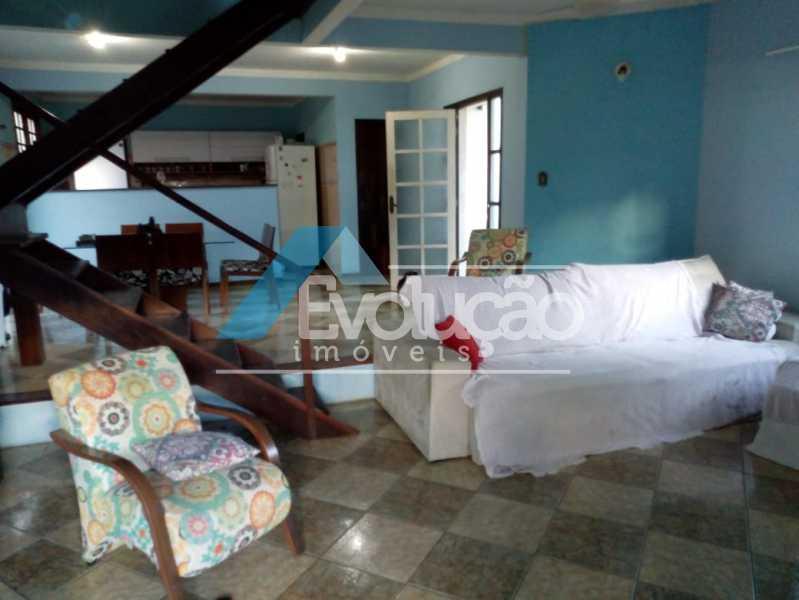 SALA - Casa À Venda - Campo Grande - Rio de Janeiro - RJ - V0247 - 23