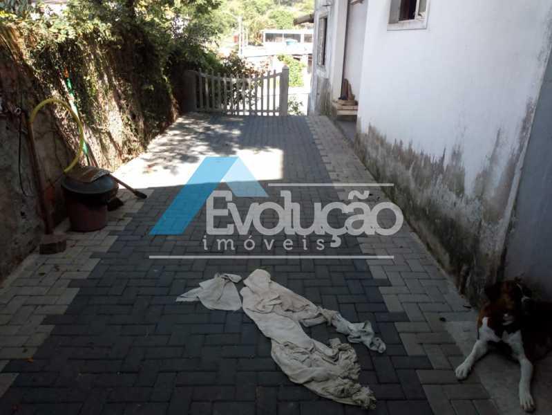 QUINTAL - Casa À Venda - Campo Grande - Rio de Janeiro - RJ - V0247 - 24
