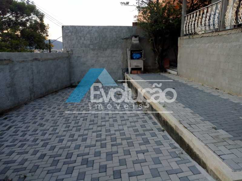 QUINTAL - Casa À Venda - Campo Grande - Rio de Janeiro - RJ - V0247 - 26