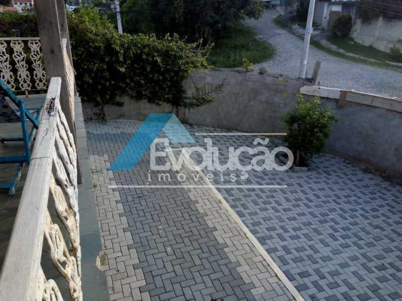 QUINTAL - Casa À Venda - Campo Grande - Rio de Janeiro - RJ - V0247 - 27