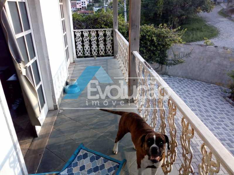 VARANDA - Casa À Venda - Campo Grande - Rio de Janeiro - RJ - V0247 - 28
