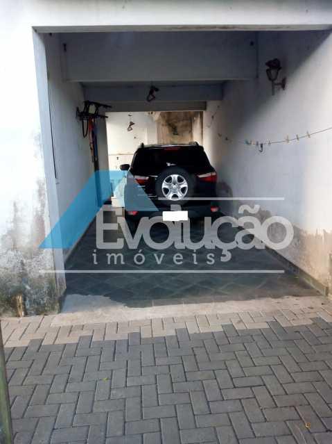 GARAGEM - Casa À Venda - Campo Grande - Rio de Janeiro - RJ - V0247 - 4
