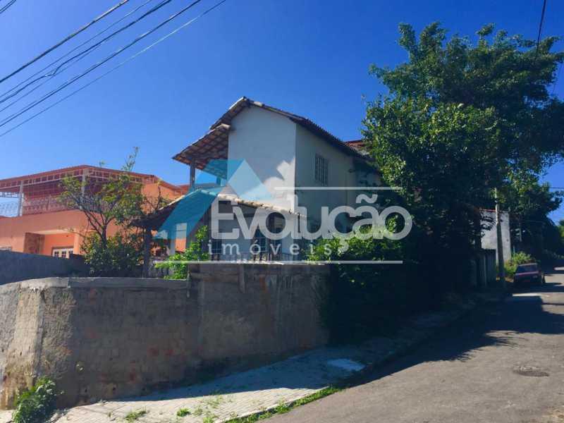 CASA - Casa À Venda - Campo Grande - Rio de Janeiro - RJ - V0247 - 3