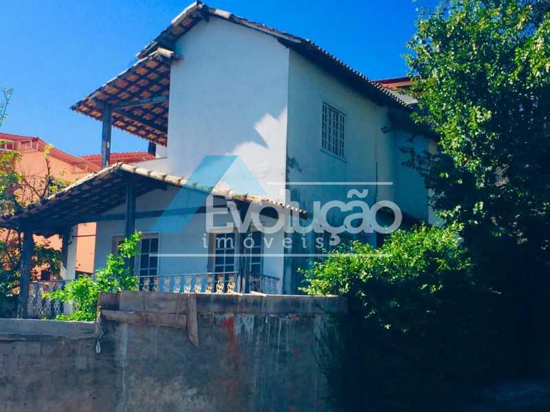CASA - Casa À Venda - Campo Grande - Rio de Janeiro - RJ - V0247 - 1