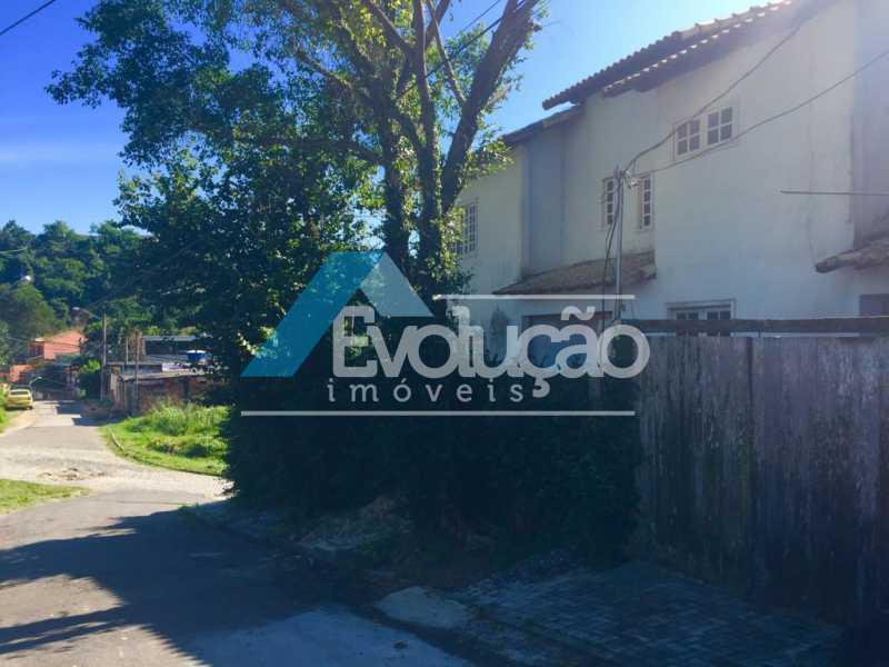 RUA - Casa À Venda - Campo Grande - Rio de Janeiro - RJ - V0247 - 6