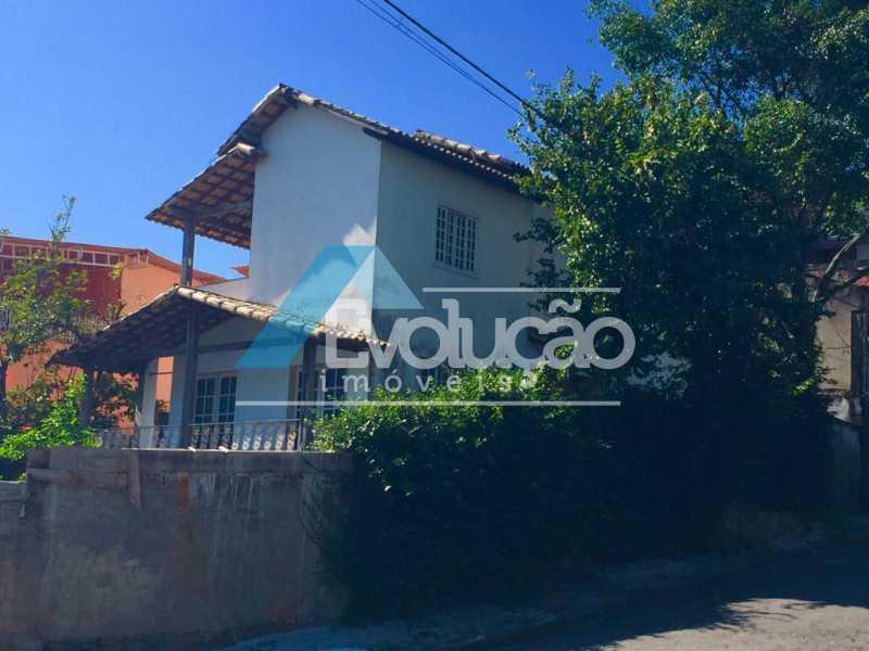 CASA - Casa À Venda - Campo Grande - Rio de Janeiro - RJ - V0247 - 4