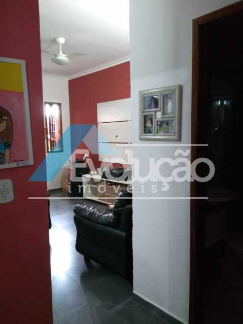 CIRCULAÇÃO - Casa À Venda - Campo Grande - Rio de Janeiro - RJ - V0248 - 6
