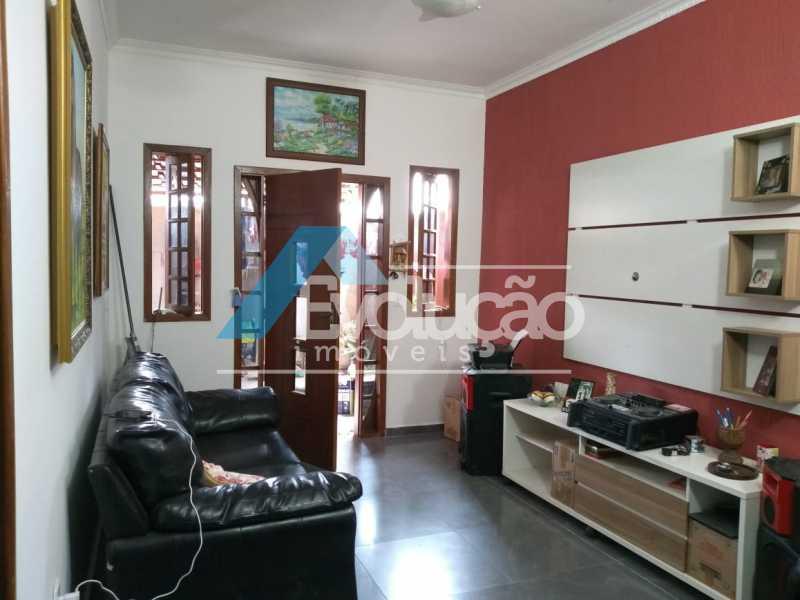 SALA - Casa À Venda - Campo Grande - Rio de Janeiro - RJ - V0248 - 4