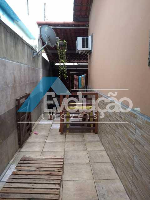 QUINTAL - Casa À Venda - Campo Grande - Rio de Janeiro - RJ - V0248 - 10