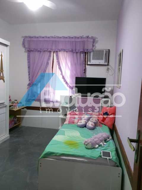 QUARTO 1 - Casa À Venda - Campo Grande - Rio de Janeiro - RJ - V0248 - 12