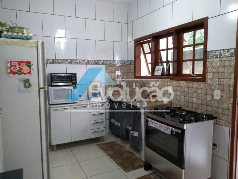 COZINHA - Casa À Venda - Campo Grande - Rio de Janeiro - RJ - V0248 - 8
