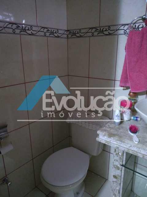 BANHEIRO DA SUÍTE - Casa À Venda - Campo Grande - Rio de Janeiro - RJ - V0248 - 16
