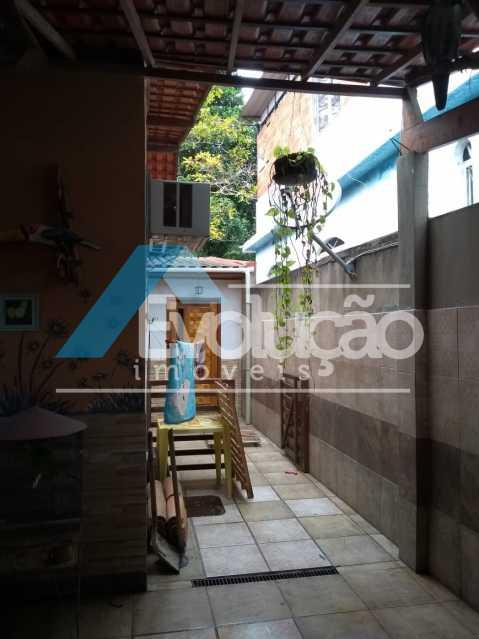 QUINTAL - Casa À Venda - Campo Grande - Rio de Janeiro - RJ - V0248 - 1