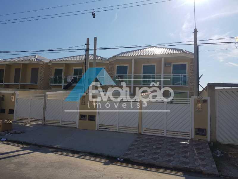 2 - Casa À Venda - Cosmos - Rio de Janeiro - RJ - V0250 - 4