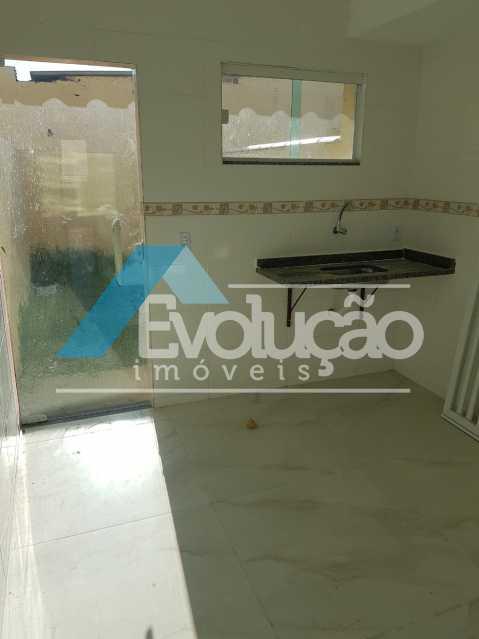 9 - Casa À Venda - Cosmos - Rio de Janeiro - RJ - V0250 - 11