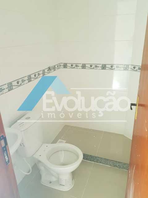 10 - Casa À Venda - Cosmos - Rio de Janeiro - RJ - V0250 - 12