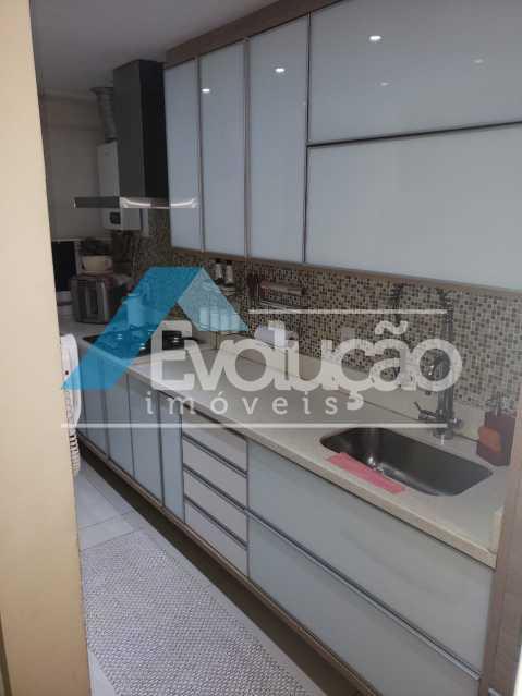 F - Cobertura 3 quartos à venda Campo Grande, Rio de Janeiro - R$ 580.000 - V0252 - 7