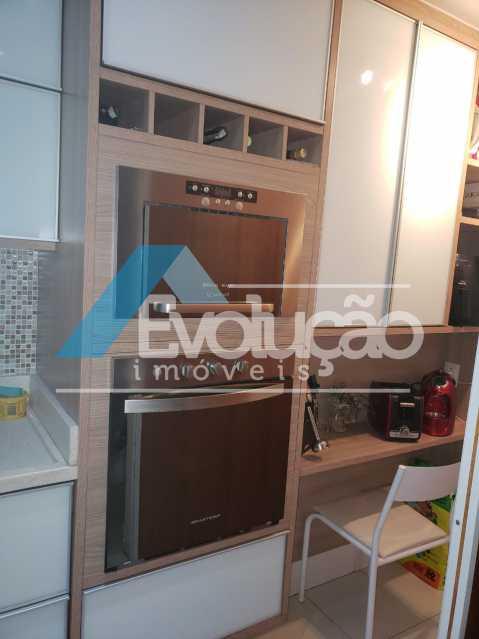 F - Cobertura 3 quartos à venda Campo Grande, Rio de Janeiro - R$ 580.000 - V0252 - 8