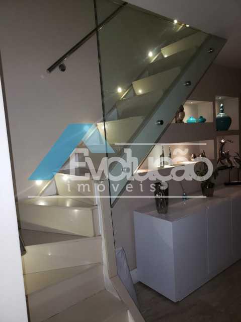 F - Cobertura 3 quartos à venda Campo Grande, Rio de Janeiro - R$ 580.000 - V0252 - 5