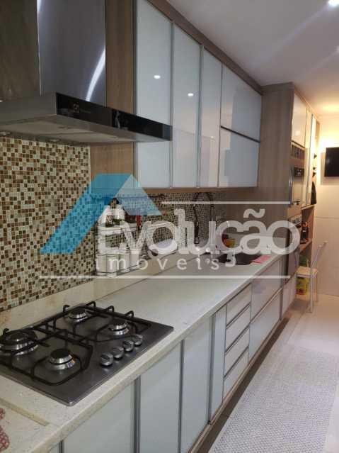 F - Cobertura 3 quartos à venda Campo Grande, Rio de Janeiro - R$ 580.000 - V0252 - 9