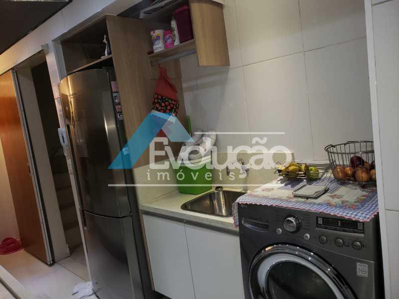 F - Cobertura 3 quartos à venda Campo Grande, Rio de Janeiro - R$ 580.000 - V0252 - 11