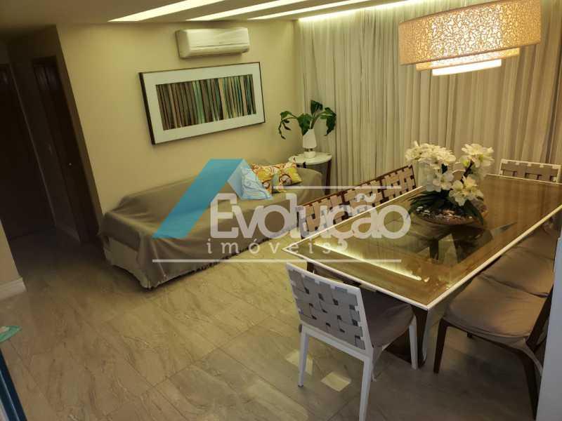 F - Cobertura 3 quartos à venda Campo Grande, Rio de Janeiro - R$ 580.000 - V0252 - 3