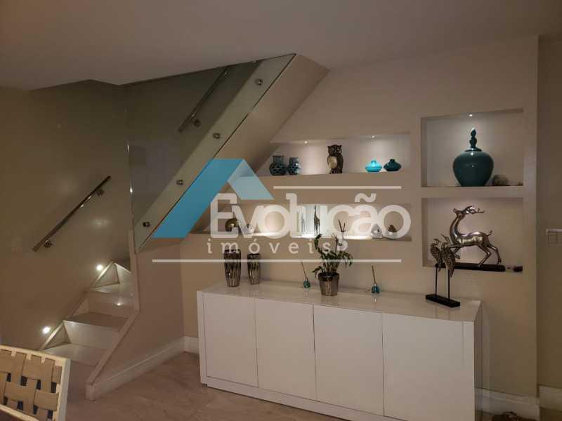 F - Cobertura 3 quartos à venda Campo Grande, Rio de Janeiro - R$ 580.000 - V0252 - 4