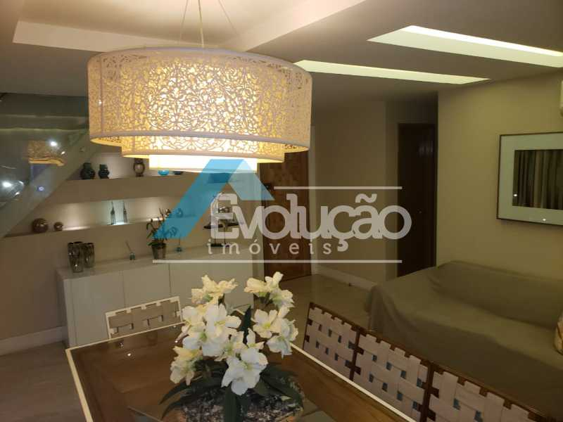 F - Cobertura 3 quartos à venda Campo Grande, Rio de Janeiro - R$ 580.000 - V0252 - 6
